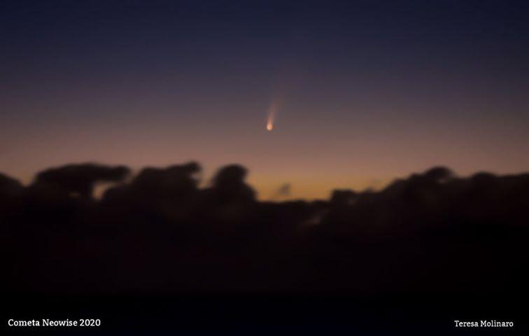 Cometa Neowise, a luglio sarà visibile ad occhio nudo: quando avvistarla
