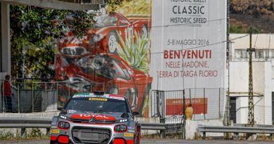 WeStart a sostegno della Targa Florio