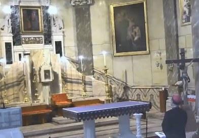 ALTAVILLA MILICIA: Presentazione del progetto di adeguamento liturgico del presbiterio