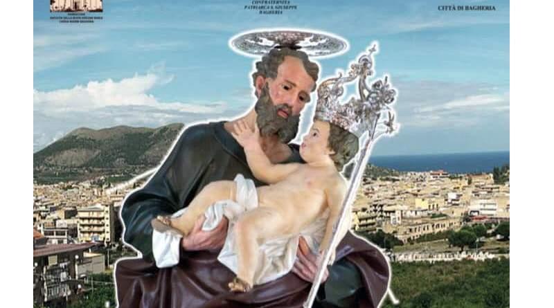 Festeggiamenti in onore del santo Patrono San Giuseppe solo religiosi