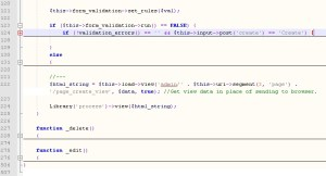 notepad++ syntax folding
