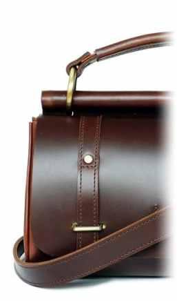 กระเป๋าถือ หนังแท้