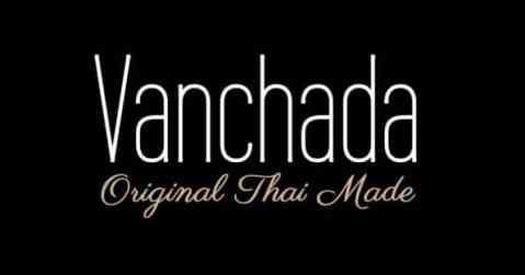 Logo ร้านกระเป๋าหนังแท้ Vanchada brand