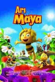 Arı Maya Türkçe Dublaj HD izle