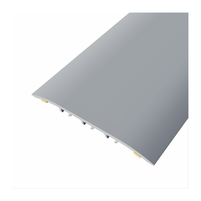 Aluminium Cover Strip 80 Mm Ref 393 Invisible Fixation Adhesive