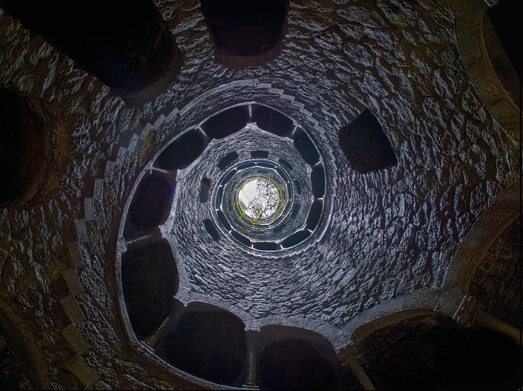 Image result for bottom of a well