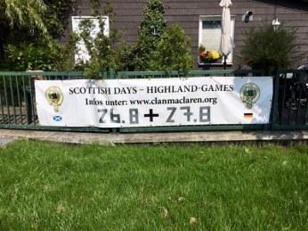 Highland Games Wuppertal