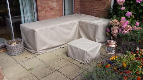 to measure l shaped corner sofa covers