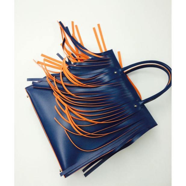 ANQI Fringe Bag