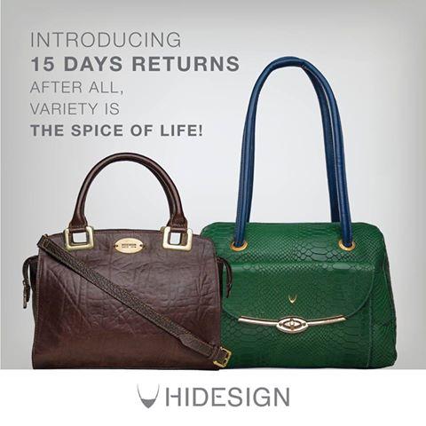 Hidesign Returns