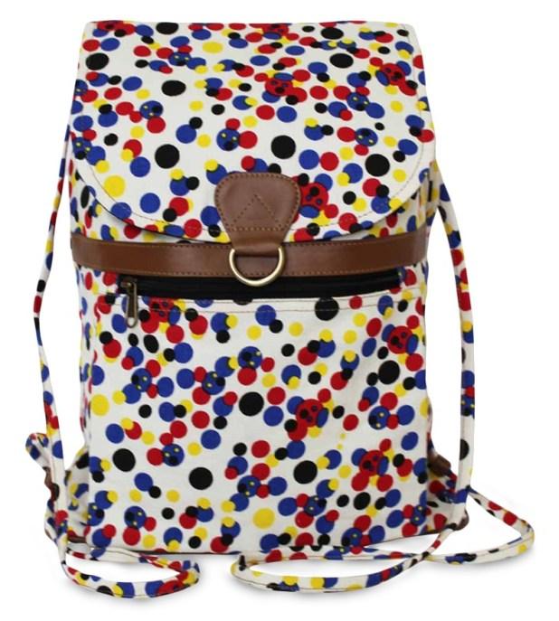 Limeroad Dots Backpack