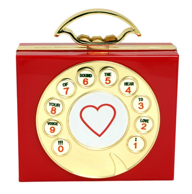 The Red Box Phone Bag