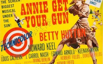 Annie Get Your Gun  <br>(Annie du Far West)