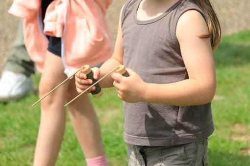 baguettes de sourcier pour enfant