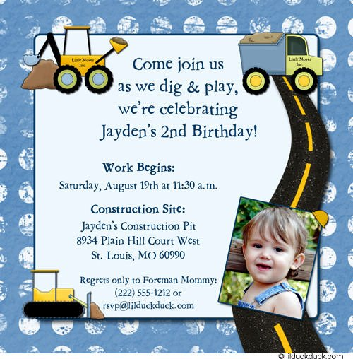 ideas about 2nd birthday invitation