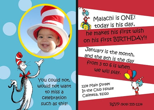 cheap birthday invitation cards free