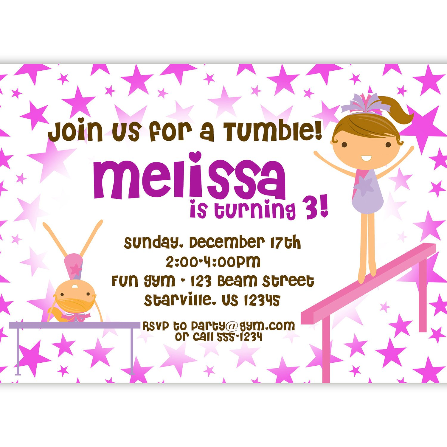 Printable Invitations Zazzle