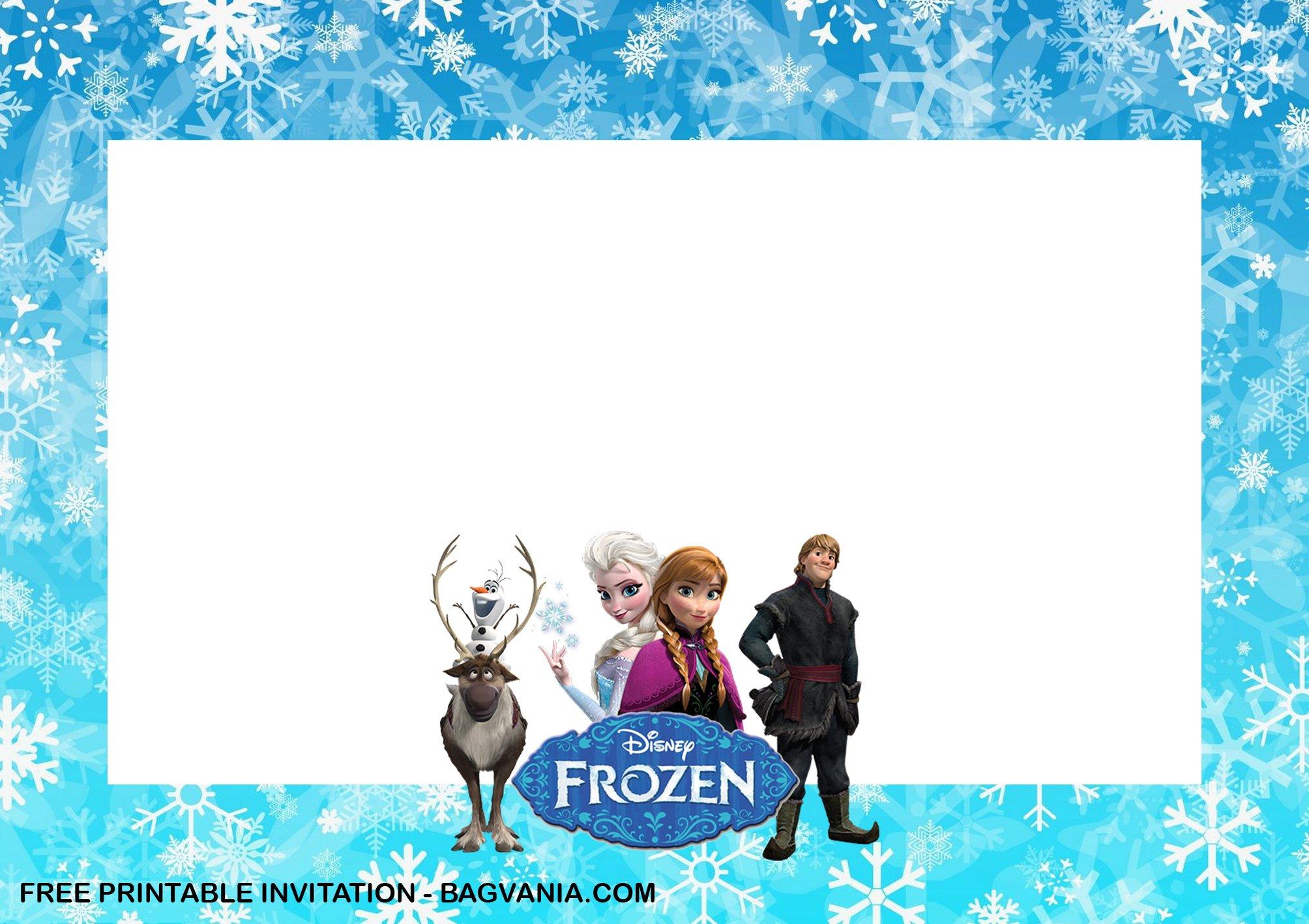 free printable anna and elsa frozen