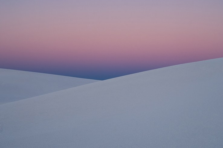 WHITE SANDS NATIONAL MONUMENT  -  NEW MEXICO  -  USA