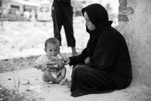 Tal-Abyad-homeless-refugees-at-the-syrian-turkish-border