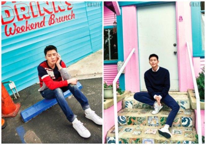 Park Seo Joon Grazia Magazine Interview