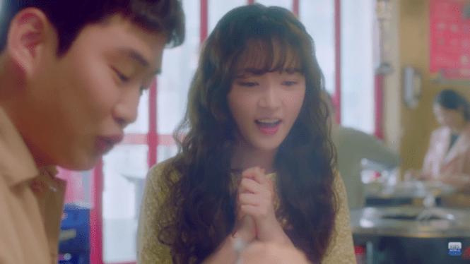 Sul-Hee Song ha-yoon fight my way