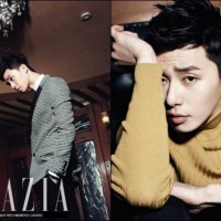 [Interview] Park Seo-joon Grazia 2014: You are warm
