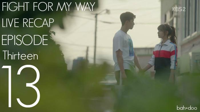 Ssam My Way live recap episode 13