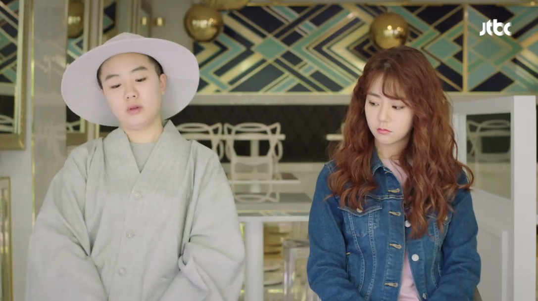 Web drama Lee Seo-won