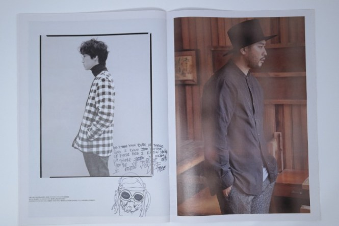 Epik High Cut magazine music Korean