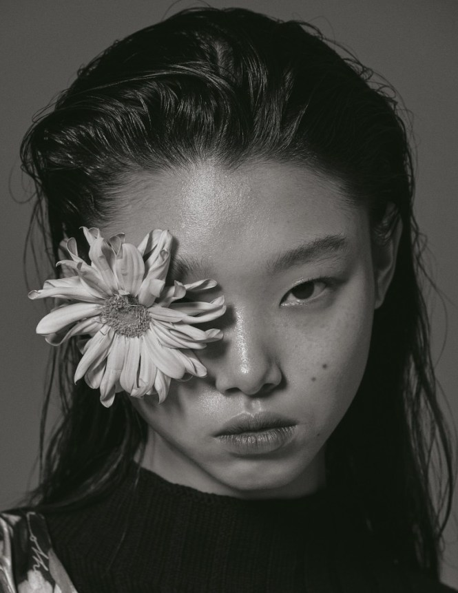 Korean Fashion Pictorial Dazed Magazine