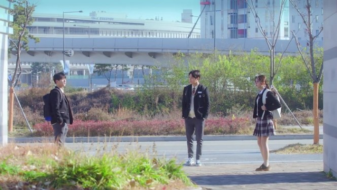 Web Drama Recap Unexpected Heroes ep 1