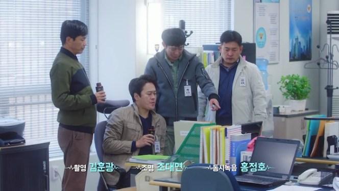 Web Drama Recap Unexpected Heroes ep 7