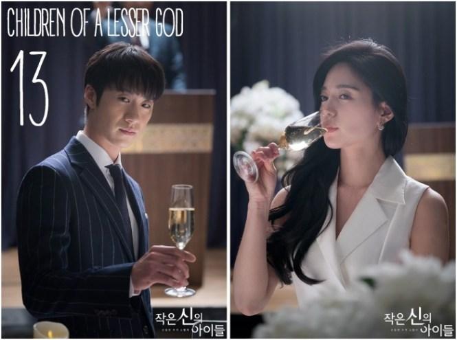 Episode 13 recap of the OCN Korean drama Children of a Lesser God starring Kang Ji-Hwan and Kim Ok-bin