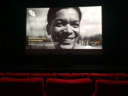 Le British Film Institute a honoré Earl Cameron avec une projection de Pool of London (1951), son tout premier long métrage. (Photo Screen Nation Media 2016 : Photographie Carl Barriteau)