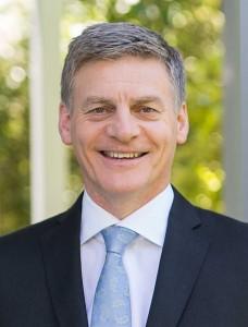 Le Premier ministre de Nouvelle-Zélande, Bill English, a adressé un message à la communauté bahá'íe à l'occasion du bicentenaire de la naissance de Bahá'u'lláh.