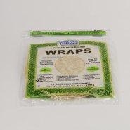 """Wrap Tortilla Garlic Pesto 12"""""""