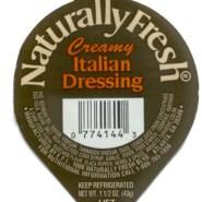 Creamy Italian Dressing Cup