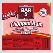 "Cooked Ham Sliced 4""x6"""