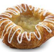 Apple Crown Danish Dough, Preproofed