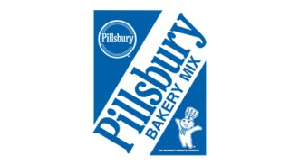 Pillsbury Bakers' Plus Dark Devils Food Cake Mix 50lb