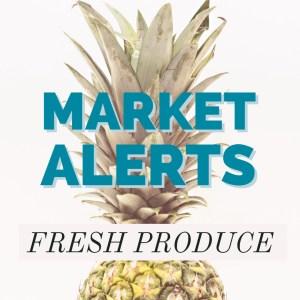 Produce Market Alerts