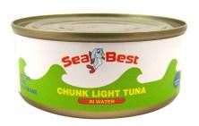 SEA BEST TUNA - RETAIL