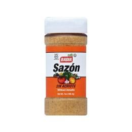 Seasoning Mix, Sazon without Annatto