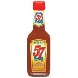 Heinz 57 Steak Sauce, 5 oz Glass Bottle