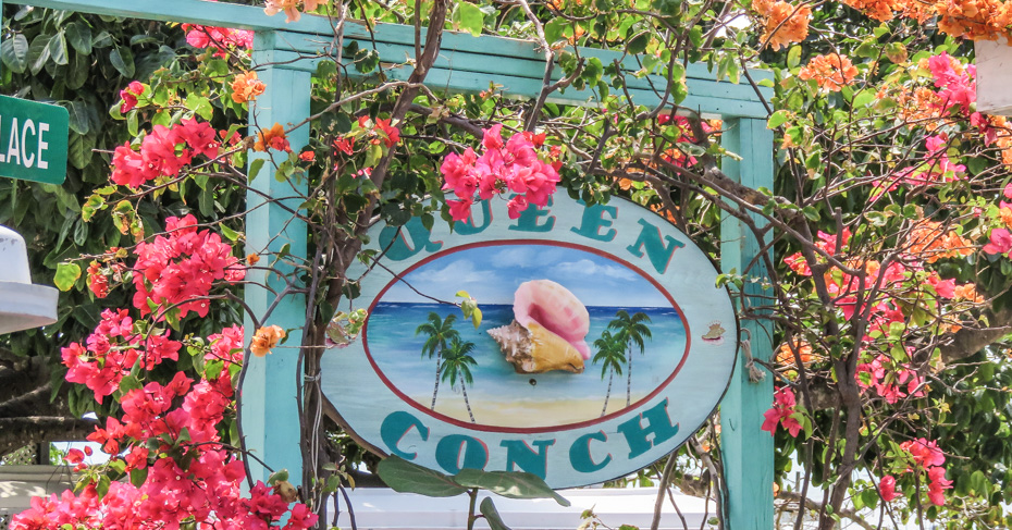 Conch Queen Restaurant Harbour Island Bahamas. Serving traditional Bahamian Conch dishes; Conch salad, Conch fritters. The fish fry restaurants are found in Dunmore Town, Harbour Island North Eleuthera.