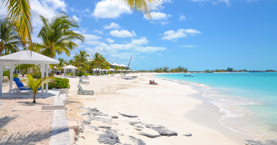 Long Island Bahamas resorts: Cape Santa Maria resort beach, Long Island Bahamas. ©Bahamas Ministry Of Tourism
