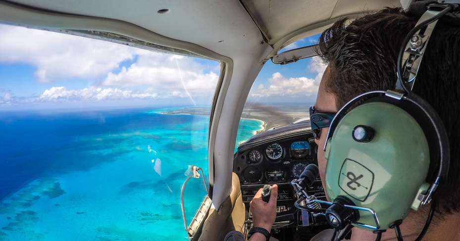 One day cruise to Bahamas from Miami. For the ultimate adventure take a one day cruise from Miami with Bahamas Air Tours who also offer their day trip to bahamas from Fort Lauderdale.