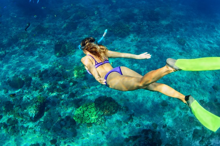 Top 5 Bahamas Snorkeling Destinations