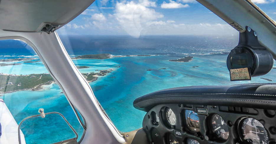 Florida wedding packages, Staniel Cay Bahamas. Island Hopping Bahamas Tour with Bahamas Air Tours. Flying into staniel cay for the exuma pigs, known as the swimming pigs. Private Bahamas Charter flights with Bahamas Air Tours from Florida to Bahamas